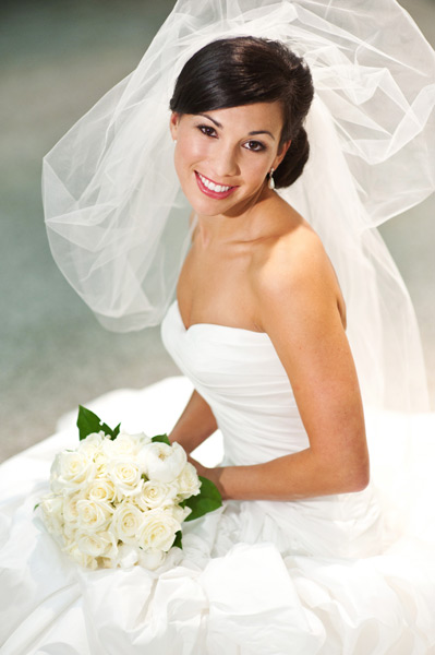 Grazyna Mercado Wedding Hair Bride with Updo