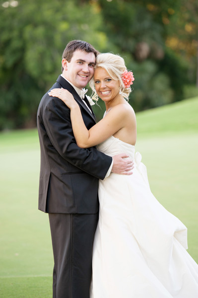Grazyna Mercado Wedding Hairstyle Bride with Groom