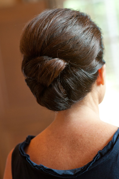 Grazyna Mercado Hair Design Wedding Hairstyle