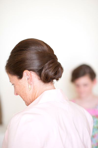 Grazyna Mercado Wedding Hairstyle Low Bun Bridal Hair