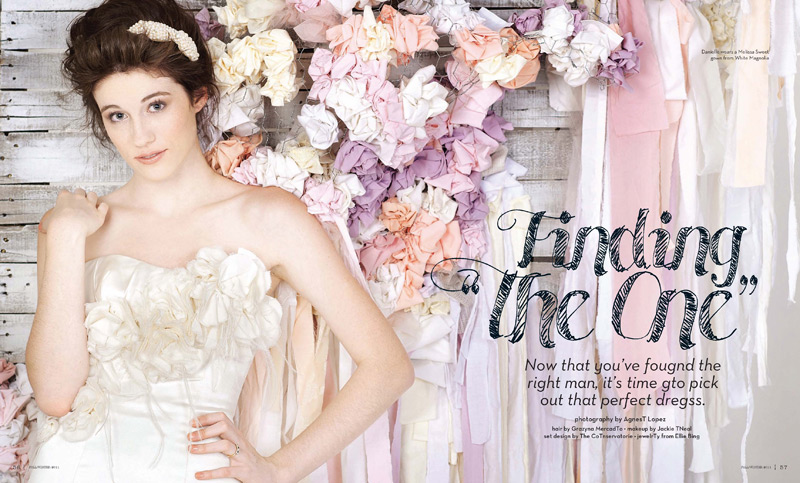 Grazyna Mercado Wedding Updo for Brown Hair Bridal Hairstyle Jacksonville Magazine