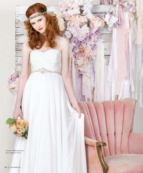 Grazyna Mercado Red Curly Hair for Wedding Hairstyle Bridal Hair Jacksonville Magazine