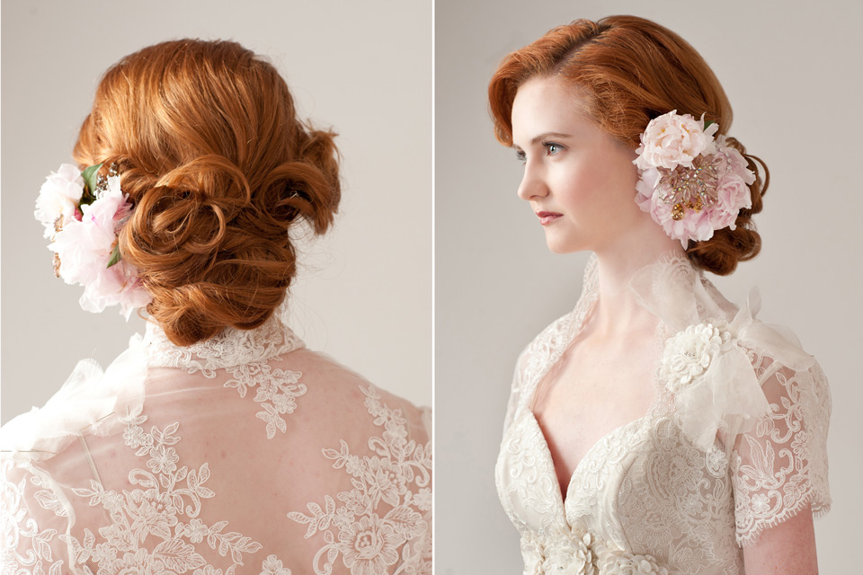 Grazyna Mercado Wedding Hairstyle Bridal Hair in Jacksonville